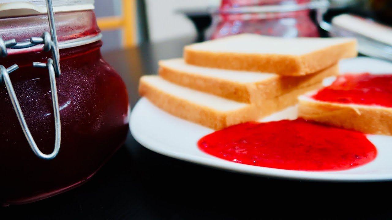 طريقةعمل مربى البرقوق بمكونين فقط Making Plum Jam Food Recipes Yummy Food