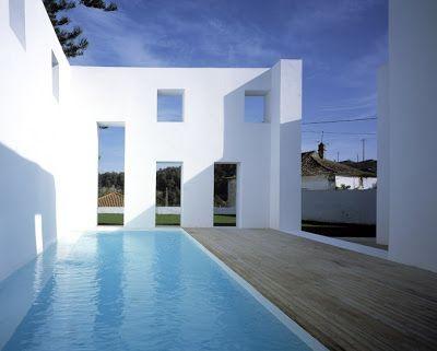 Exteriores de la casa Casas de playa, Casas, Casas con