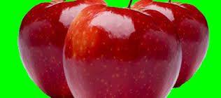 Resultado de imagen para manzanas verdes dibujos