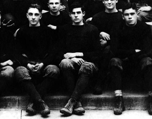Ernest Hemingway and the Oak Park High School football ...