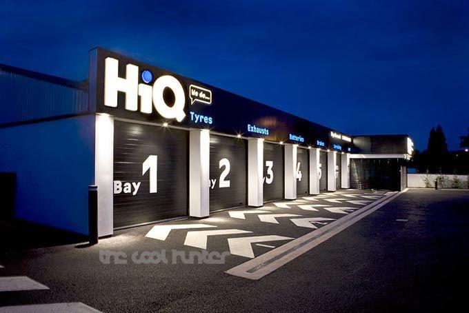 HiQ garage goes for Coolest Auto Repair Shop honors & HiQ garage goes for Coolest Auto Repair Shop honors | Cars ... azcodes.com