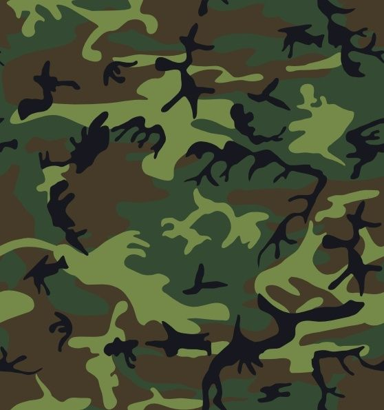 photograph regarding Printable Camo Stencils named PRINTABLE CAMO Types « Cost-free Models camo habit