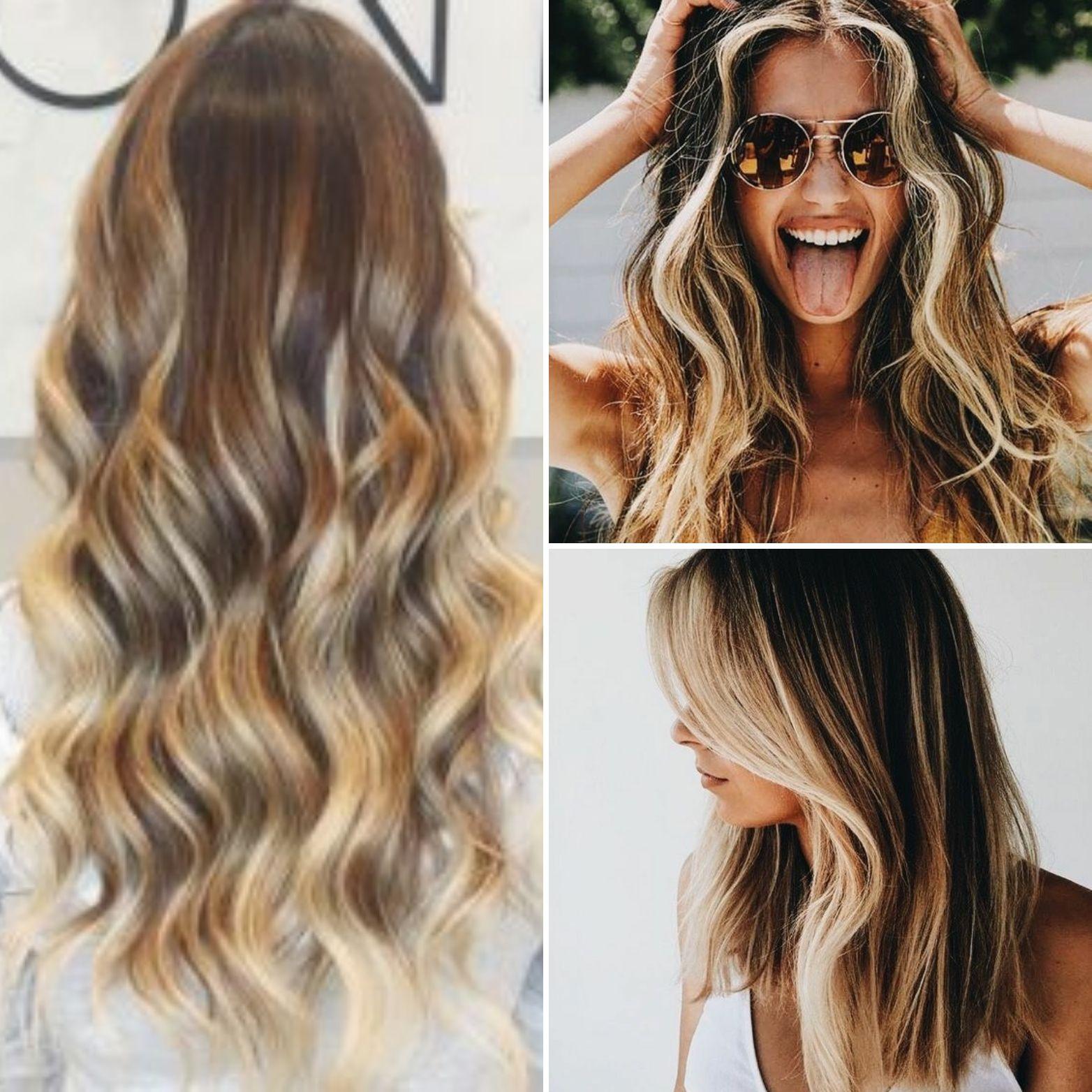 dress - Bronze Caramel hair color video