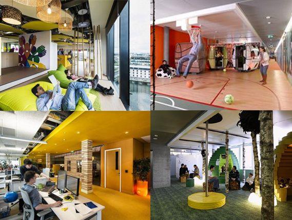 Google espacios juveniles espacio juveniles y vida Decoracion de espacios de trabajo