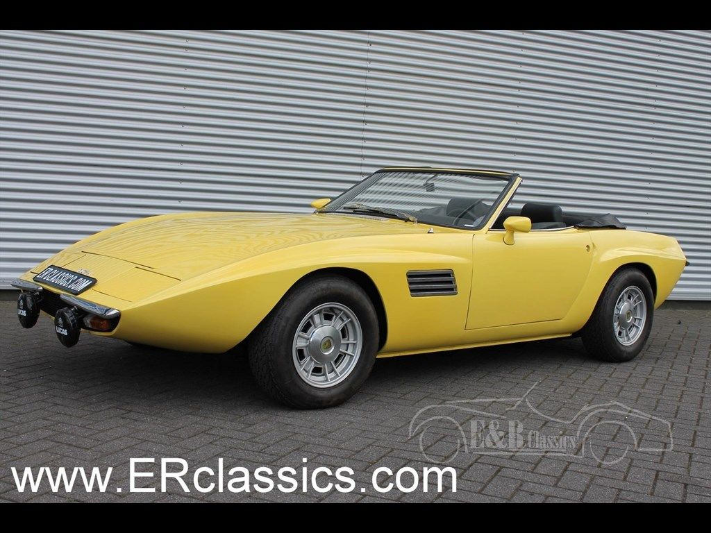 1972 INTERMECCANICA INDRA CABRIO 1972 Italian Spider very rare for sale | Classic Cars For Sale, UK