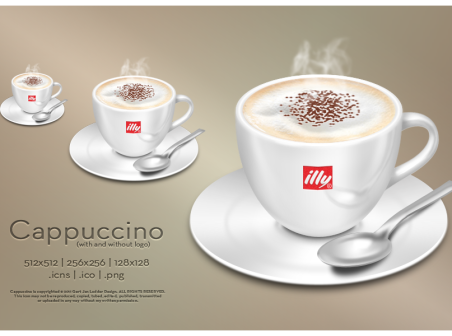 Cappuccino Icons