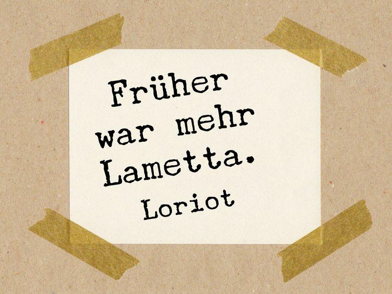Geburtstag Zitate Loriot