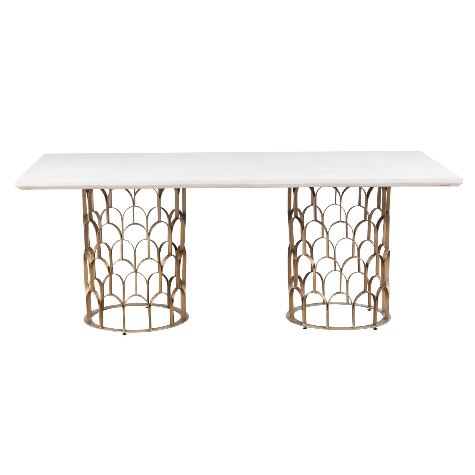 Tov Furniture Gatsby Concrete Top Dining Table Concrete Dining Table Concrete Top Dining Table Dining Table In Kitchen