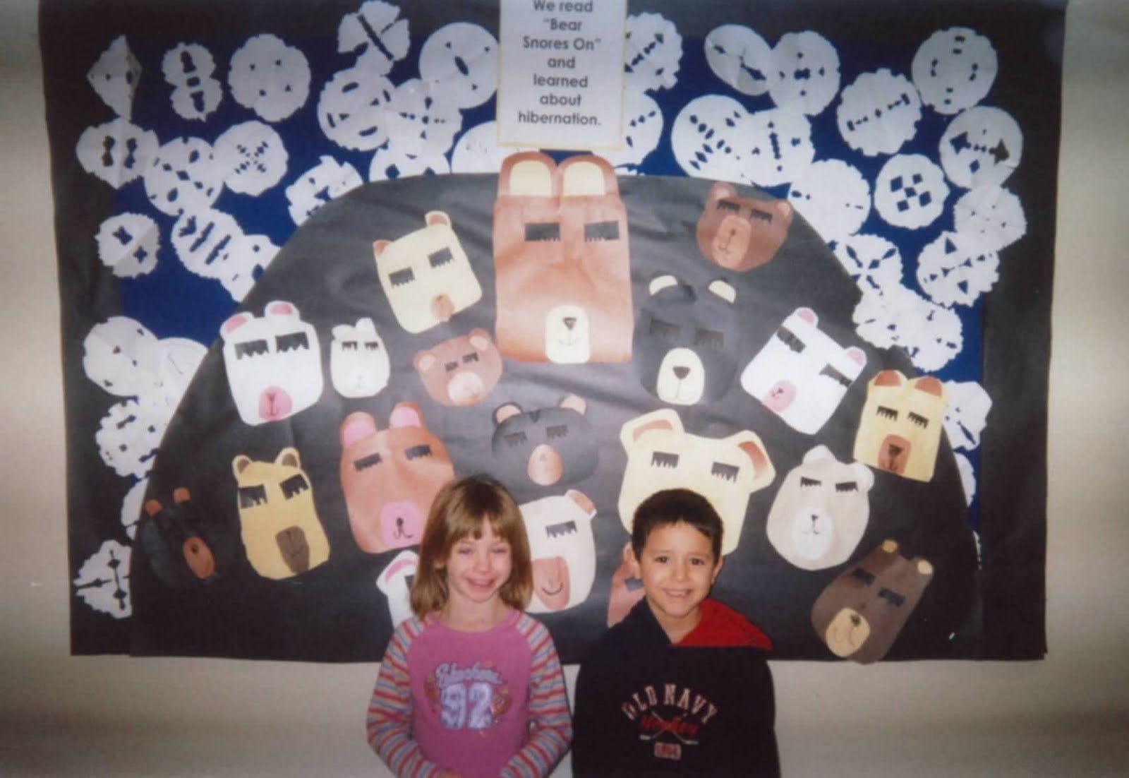 Chalk Talk A Kindergarten Blog Animals In Winter Cute