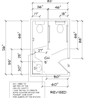 side by side refrigerator dimension - Google Search design - plan cuisine restaurant normes