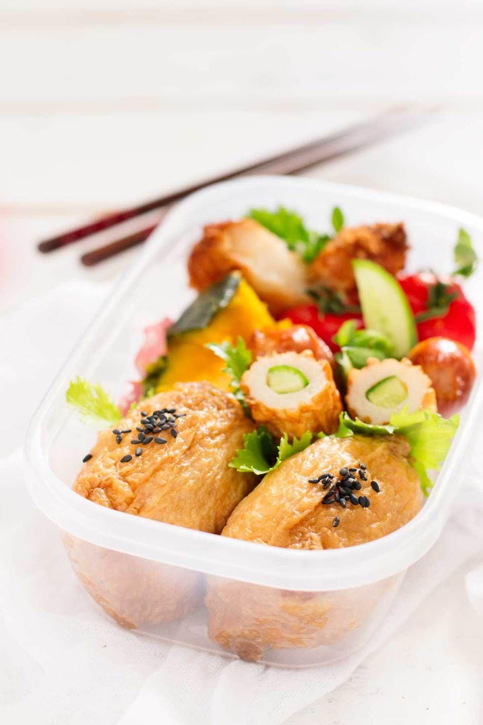 Inari sushi recipe recipes amazing food food