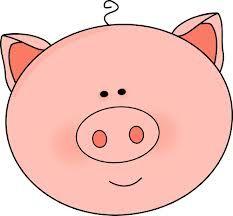 Pig Face Cartoon Pumpkins Pinterest Cerditos Cerdo And Dibujos