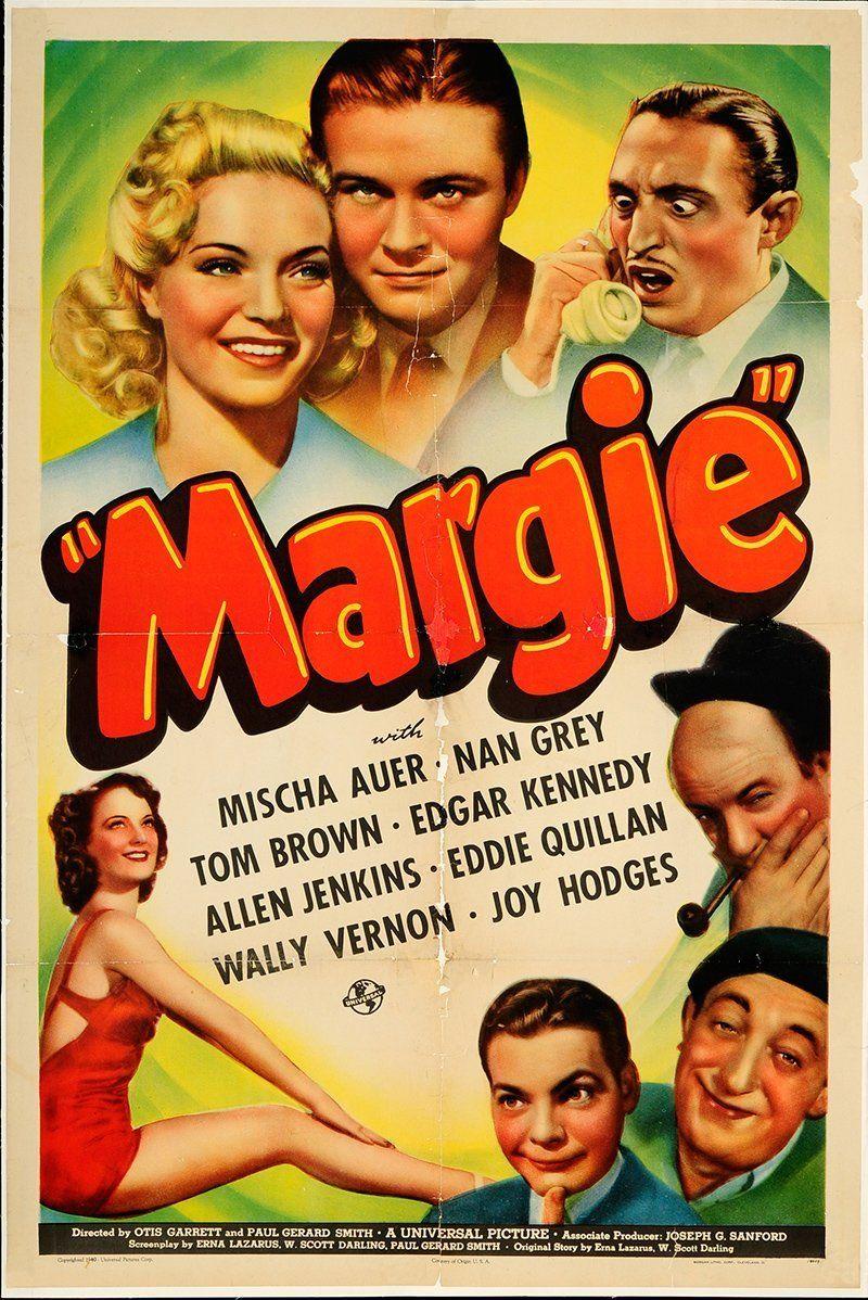 Margie 1940 authentic 27 x 41 original movie poster