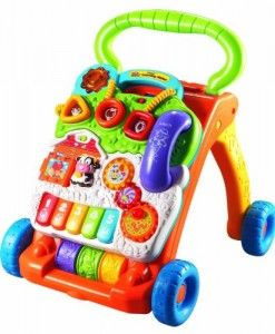Vtech Sit To Stand Learning Walker Baby Walking Toys Toys To Help