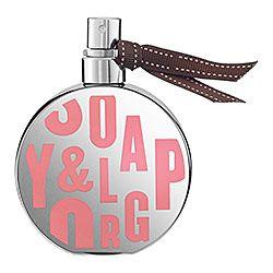 Soap & Glory - Original Pink Eau de Parfum - Orange Leaf, Lemon, Peach, Sweet Strawberries, Mandarin, Summer Rose, Gardenia Blooms, Jasmine, Patchouli, Warm Amber, Lush Musk.