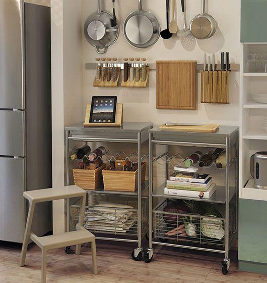 Combinaci n almacenaje rimforsa ikea nueva cocina for Ikea rimforsa work bench