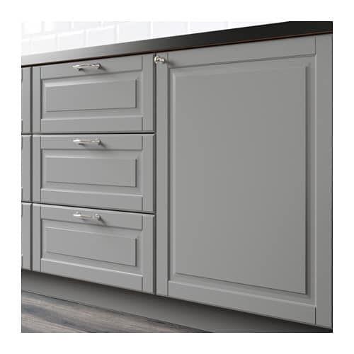 Ikea Kitchen Cabinet Refacing: Bodbyn, Corner Base Cabinet, Base