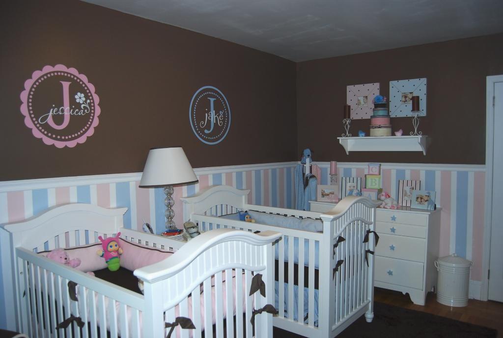 Cameretta Gemelli ~ Jake & jessies room!! babi italia eastside classic crib twin boy