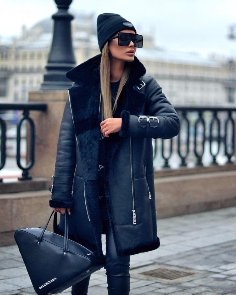 Winter outfit - PIN Blogger