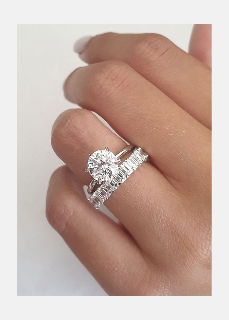 Details about  /1ct 10K Solid Gold Round Certified Real White Moissanite Diamond Birthday Ring