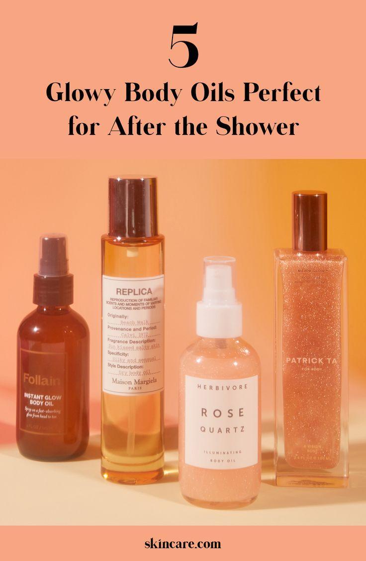 Best body oils for glowing skin 2019 body glowing