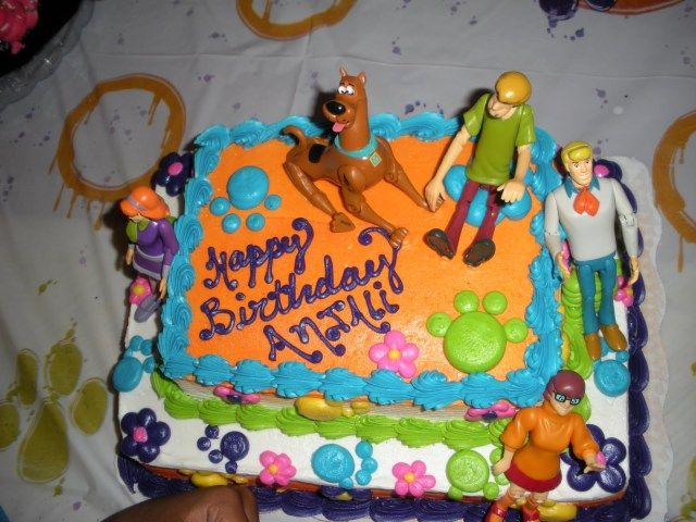 25 Wonderful Picture Of Walmart Birthday Cakes Kids 2 Kidsa Hob And A Clinic Scoo Doo Decoration