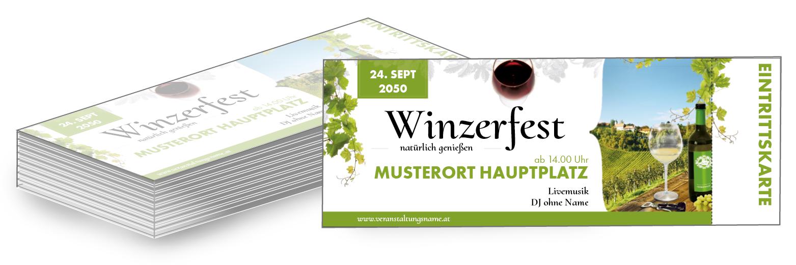 Vorlagen für Weinfeste, Weinlese online gestalten & drucken bei ...
