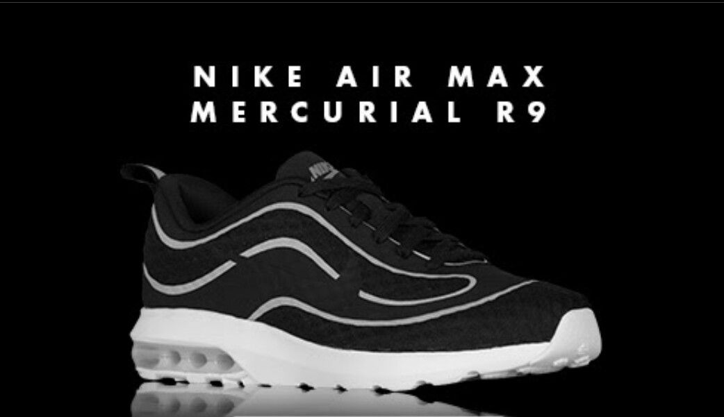 Nike Air Max Mercurial 98 R9 QS – Hanon