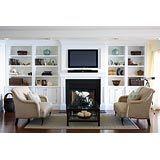 Hampton Style Tv Room