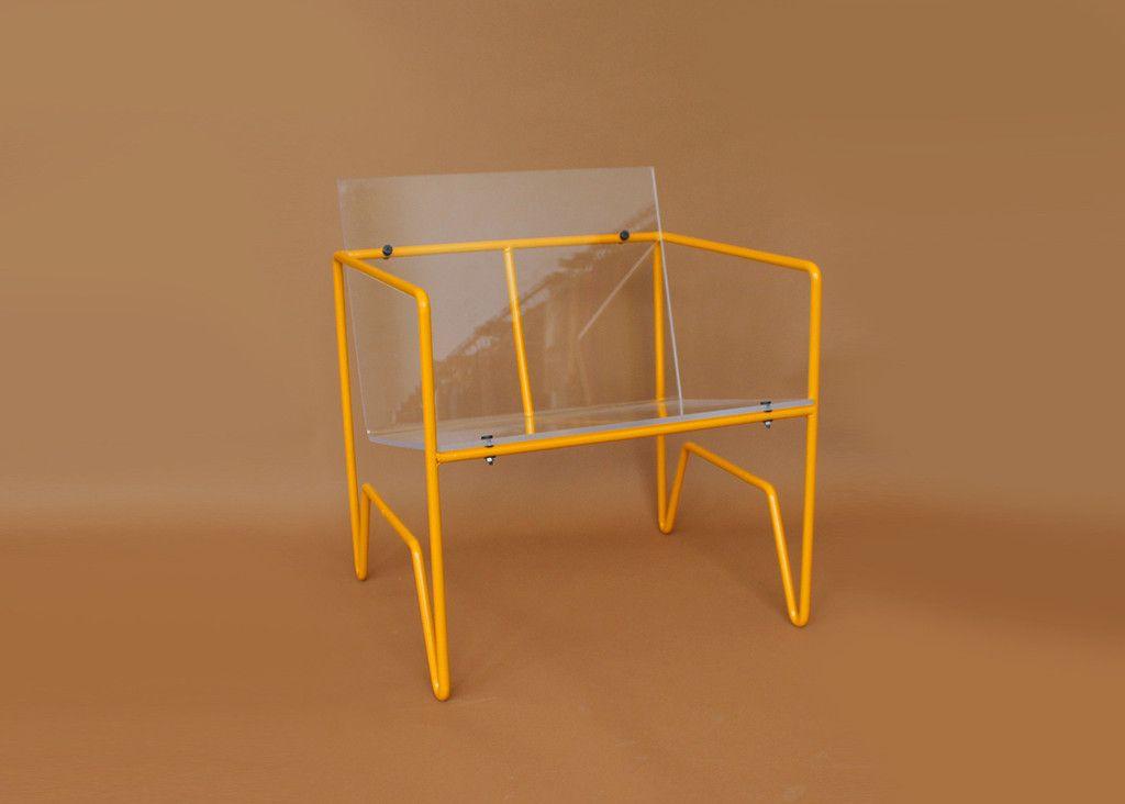 Nelson smith malek lazri speedway chair mobiliario