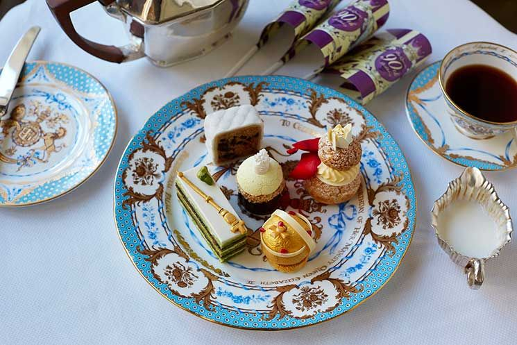Take Afternoon Tea to celebrate HM The Queen