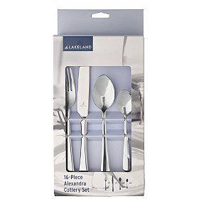 16-Piece-Alexandra-Cutlery-Set from Lakeland