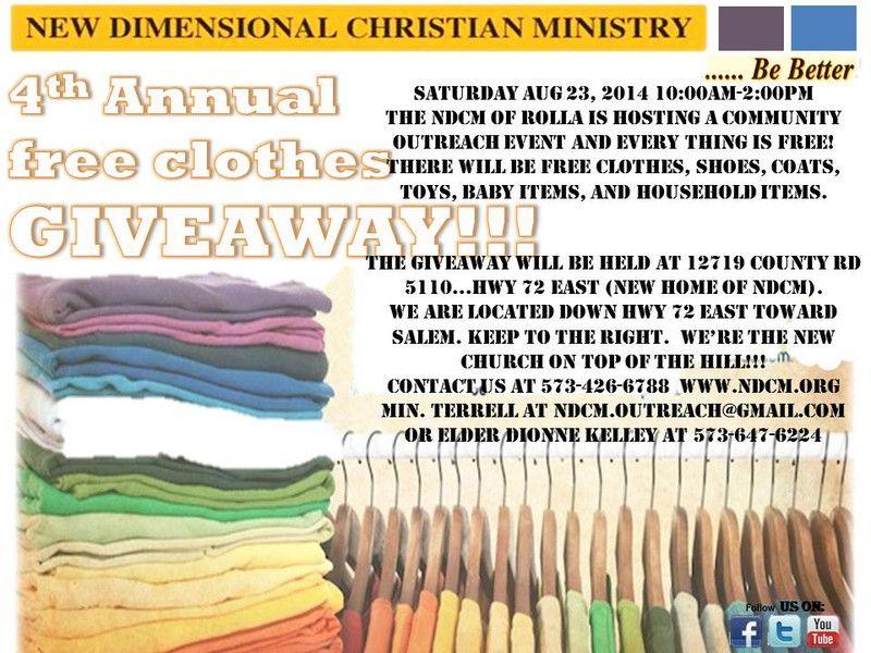 clothing giveaway flyer juve cenitdelacabrera co
