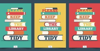 picture regarding Printable Library Signs referred to as library posters free of charge printable - Google Glimpse Undertaking