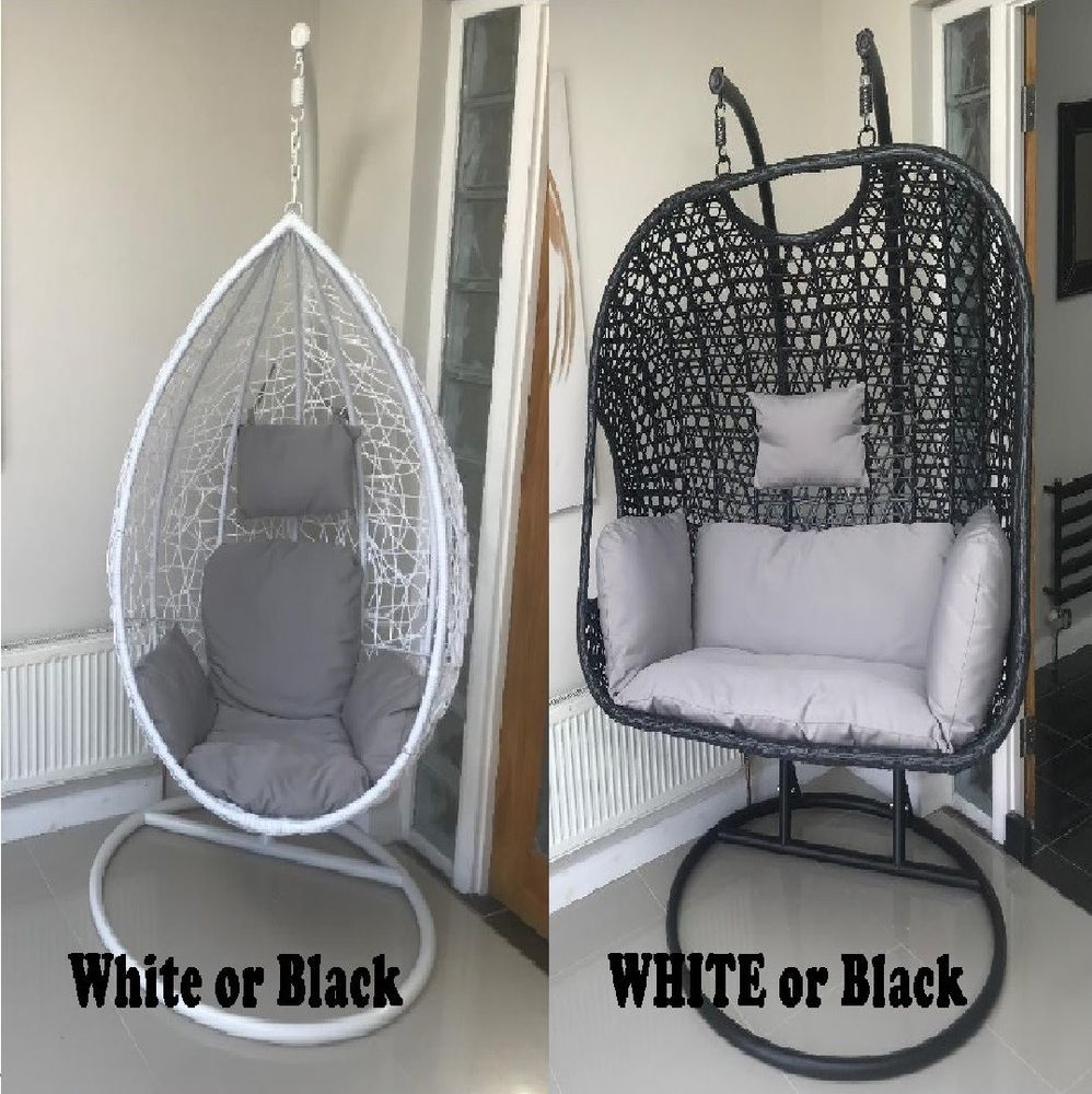 Constructed from waterproof rattan look materials enables
