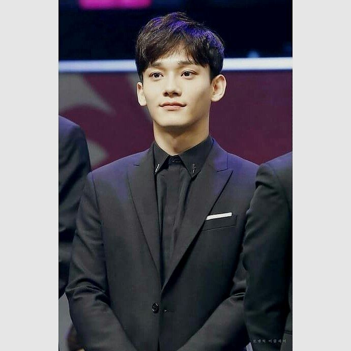 Beautiful Jongdae. #KimJongdae #EXOChen
