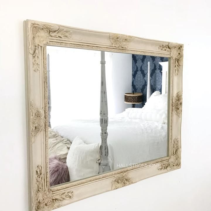 e1e79efb4f883 French Country Bathroom Mirror Our Custom Vintage Style Mirrors ...