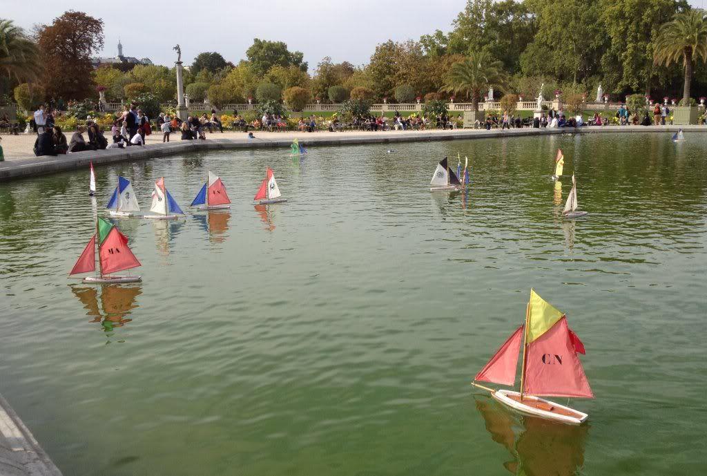 Jardin du luxembourg 75 grand bassin paris jardin du luxembourg bassin de jardin luxembourg - Grand bassin de jardin ...
