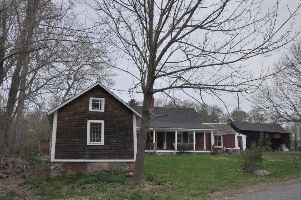 Borders Farm in Providence County, Rhode Island.