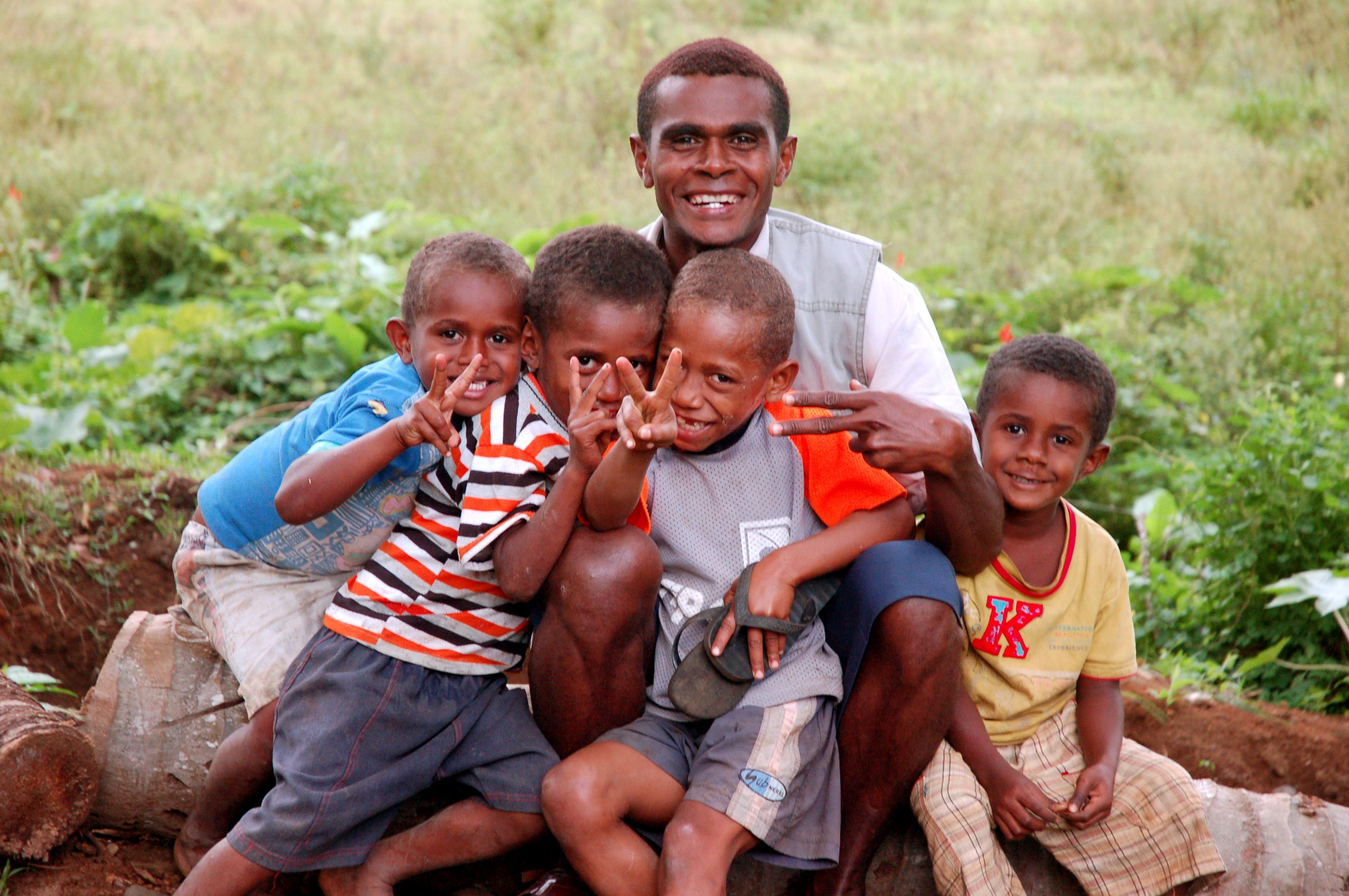 Where Are The Happiest People In The World Fiji Islands
