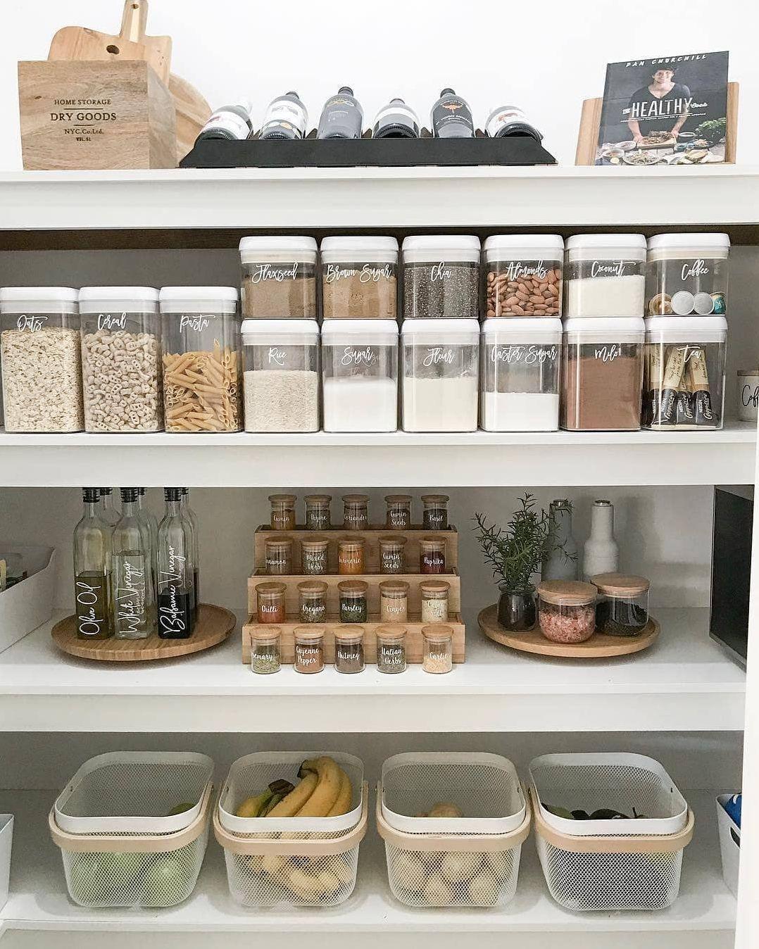 5+ Smart DIY Storage Organization Ideas