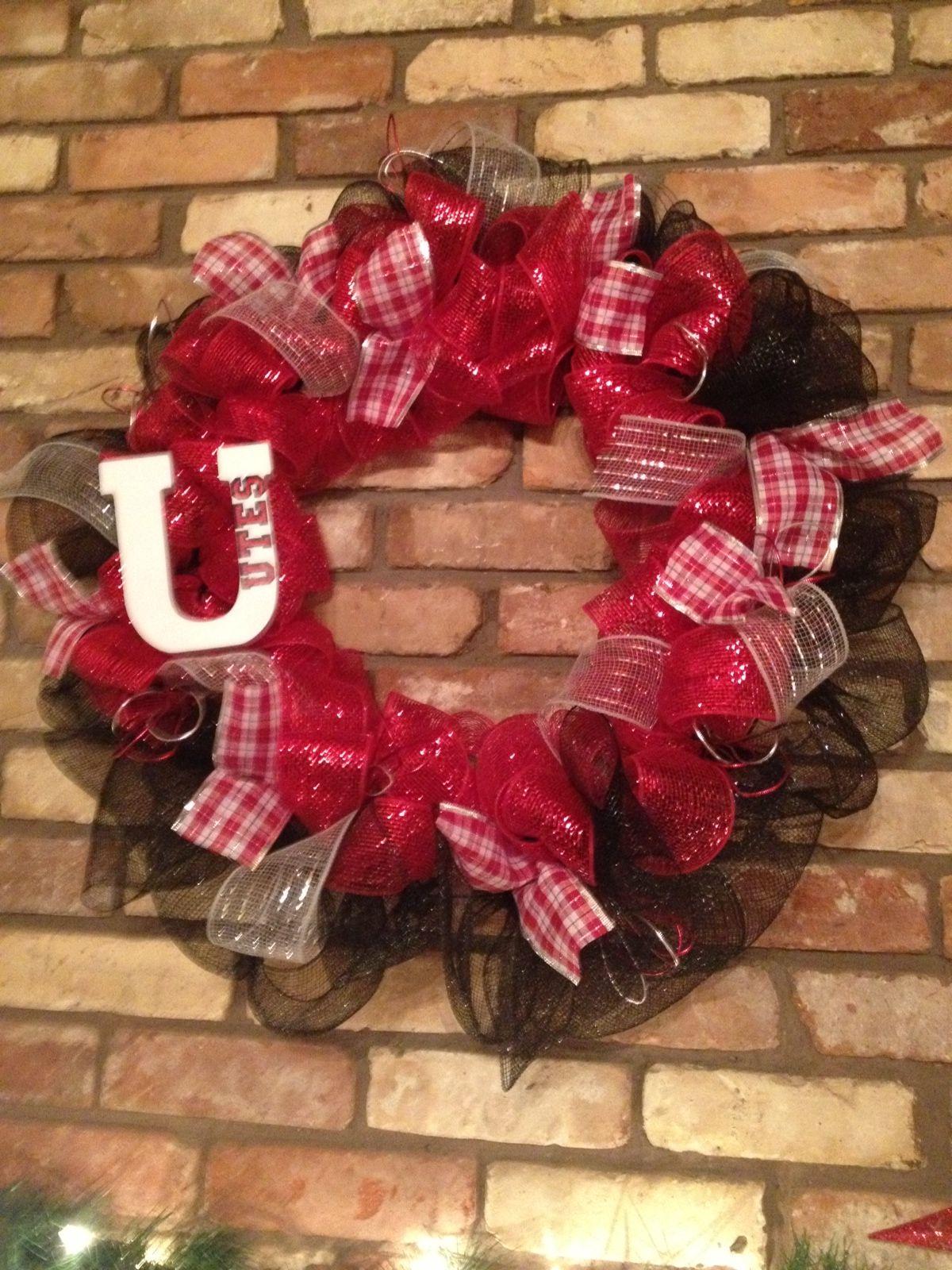 Utah Wreath