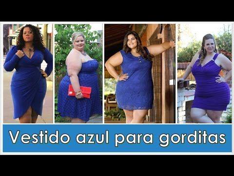Vestidos para lucir más delgada ✿MODA PARA GORDITAS♥ - YouTube