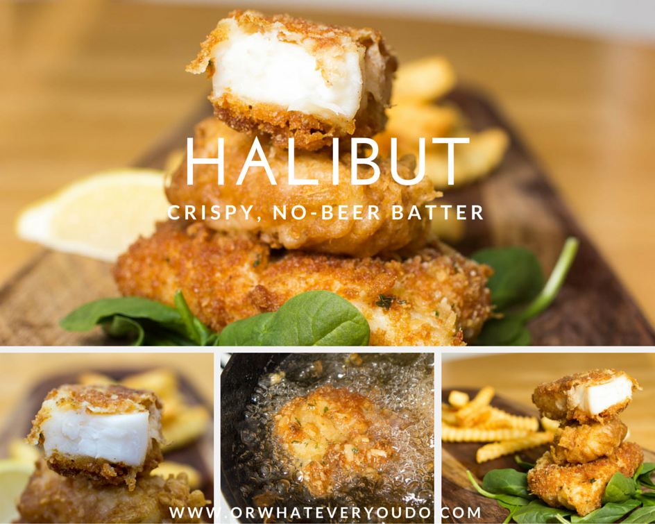 Battered halibut with no beer and no club soda yup its possible battered halibut with no beer and no club soda yup its possible forumfinder Image collections