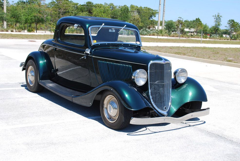 1933 Ford coupe | beautiful old rides | Pinterest | Ford, Cars and ...