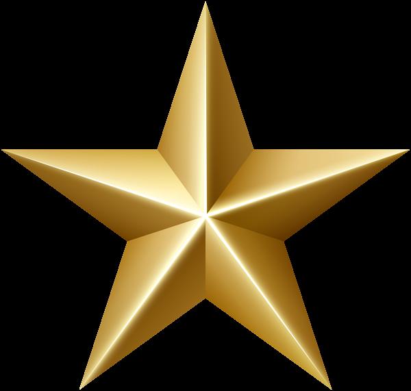 Golden Star Png Clip Art Image Art Images Clip Art Png Photo