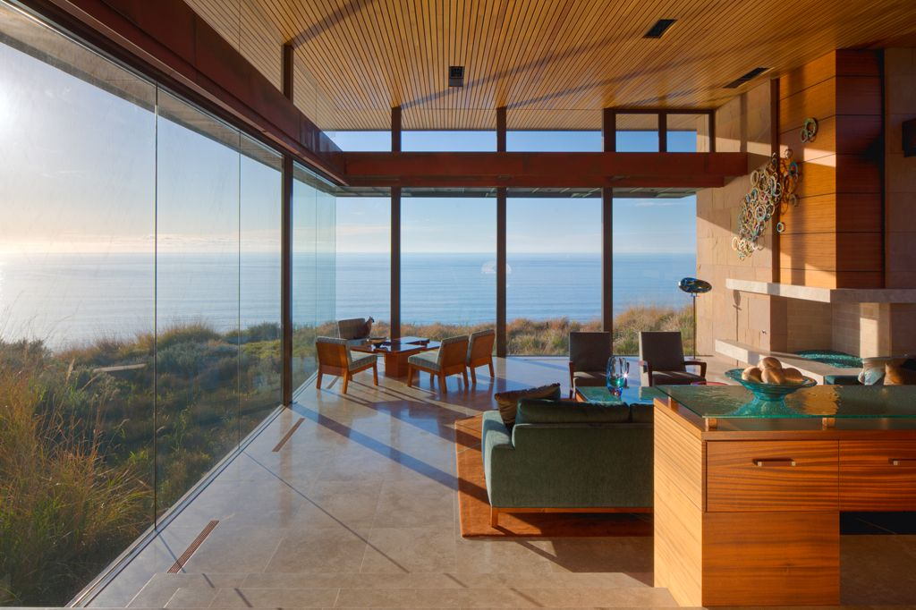 La Jolla Farms Residence  Home Remodelrecycled Structure And Captivating La Jolla Living Room Design Decoration