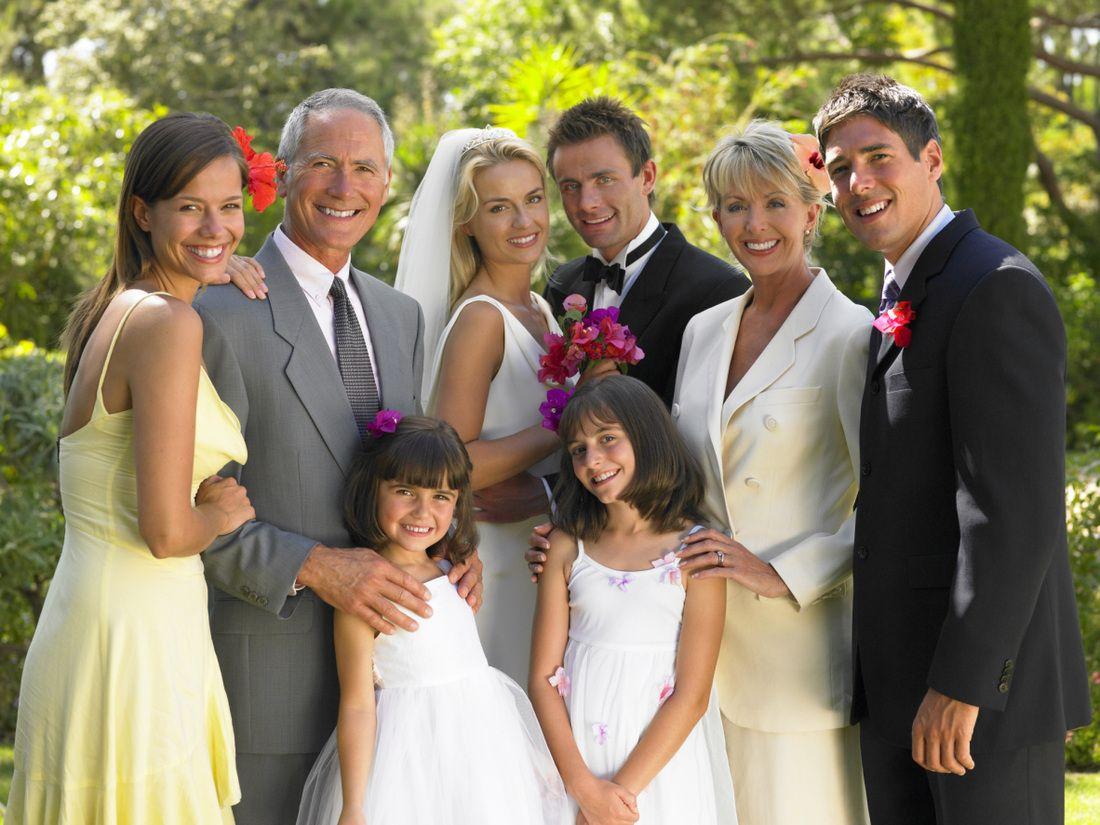 Family Medallion For Second Wedding