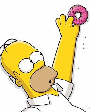 The Simpsons Tapped Out Addictsall Things The Simpsons Tapped Out For The Tapped Out Addict In All Of Us Simpsons Donut Homer Simpson The Simpsons