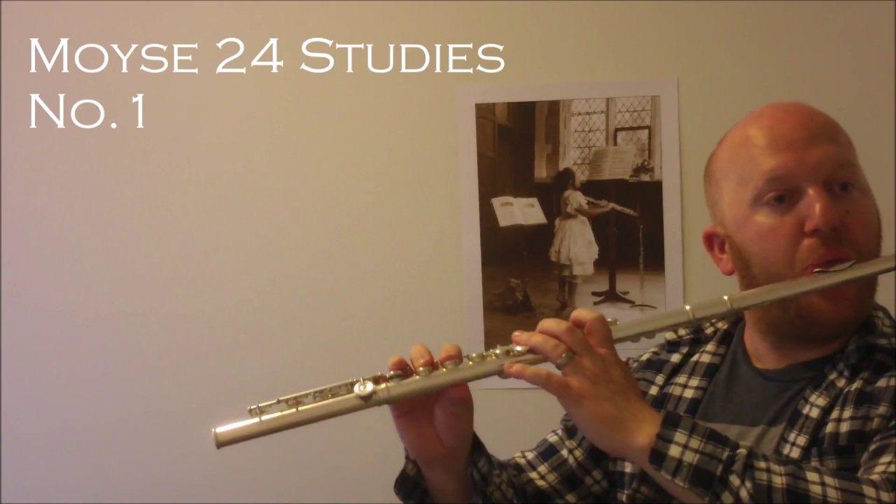 Moyse 24 Studies Rodrick Seed In 2020 Music Web Study Altus